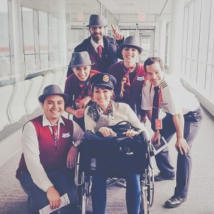 On the way to becoming an expat with the Air Canada Rouge Crew