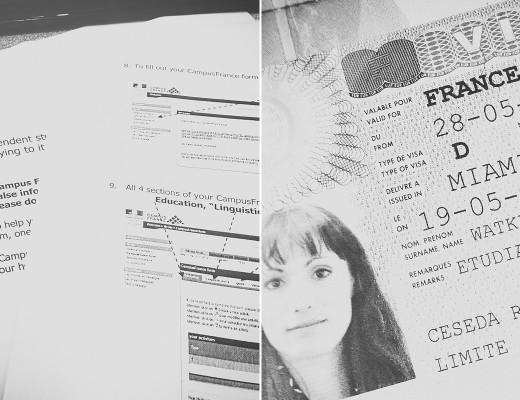 Visa - Campus France