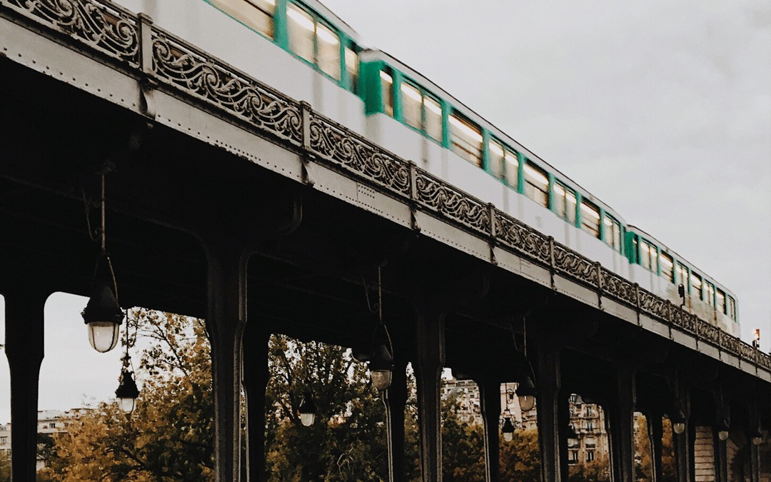 Bir-Hakeim Bridge